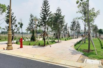 Bán 2 lô đất liền kề ngay công viên tại KDC The Residence, ngang 11m. Giá tốt, hạ tầng hoàn chỉnh