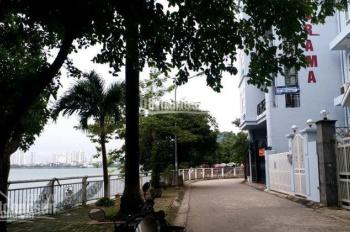 Cho thuê nhà Quảng Khánh, ven Hồ Tây đẹp, Quảng An, gần Phủ Tây Hồ, 45m2 x 4 tầng, 12 triệu/tháng