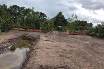 Bán đất Củ Chi 8900m2 đường đất đỏ - mặt tiền 35m (cách TL 15 1,3km) tại xã An Phú