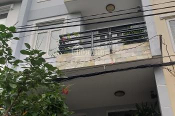 Hẻm 8m đường Lý Thường Kiệt, 4.3x22m - 4 Lầu - FuLL Nội Thất - Cho Thuê 36tr - gần Cư Xá Bắc Hải