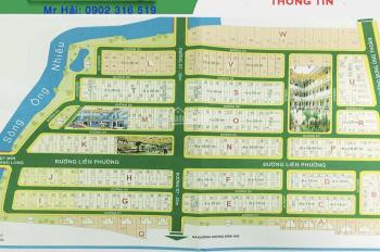 Chuyên bán đất dự án Sở Văn Hóa Thông Tin, mặt tiền Liên Phường, LH: Mr. Hải 0902 316 519