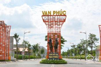 Nhà phố đô thị Vạn Phúc Riverside giá 10 tỷ/căn diện tích 5x17m, 6x17m, 7x19m, 7x20m 0977771919