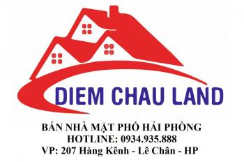 Bán nhà mặt đường Tô Hiệu cực đẹp, liên hệ em Quang 0934.935.888