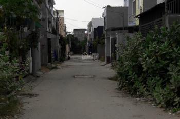 Nhà đất DT (4x15m) đường xe hơi gần chợ Tăng Nhơn Phú B, giá 2,65 tỷ