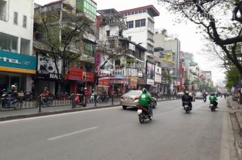 Bán nhà mặt phố Lê Thanh Nghị, 84m2 x 5T, MT 6.1m, sau là mặt ngõ kinh doanh, giá 26 tỷ