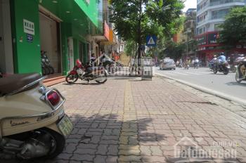 Bán nhà mặt phố Bà Triệu, diện tích 180m2, 7 tầng, mặt tiền 5,6m, giá 91 tỷ