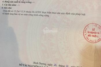 Gia đình cần bán đất MT đường Bình Nhâm 90 Thuận An 980 triệu/81.5m2, sổ sẵn, TC LH 0934193026 Vân