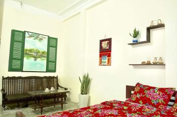 Cho thuê căn hộ Nguyễn Khuyến, Trần Quý Cáp, 20 - 28m2, giá 3 - 5tr/th. LH 0963488688