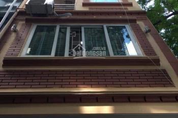 Cho thuê nhà phố Ngọc Hà, Đội Cấn, Ba Đình. S = 52m2 x 4 tầng.