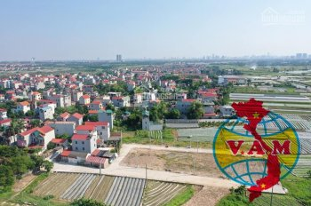 Bán đất đấu giá Vân Nội Đông Anh Sinh lời cao