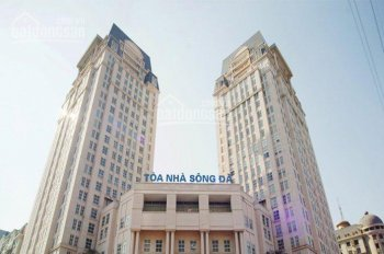 CĐT Sông Đà Sudico Phạm Hùng cho thuê DT VP full nội thất 100 - 1000m2. LH 0917992363