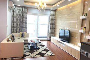 Cho thuê chung cư CC Golden Place Golden Palace Mễ Trì, full NT
