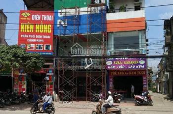 Cần cho thuê MBKD mặt tiền, giá rẻ tại Lương Ngọc Quyến, Thái Nguyên