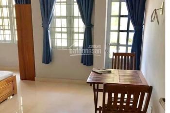 Cho thuê căn hộ mini full tiện nghi, có ban công cửa sổ ở Tô Hiến Thành, Quận 10