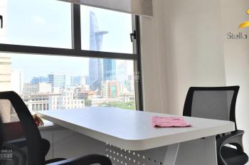 0901188718 Huy cho thuê gấp văn phòng tại Saigon Royal Quận 4 đã trang bị nội thất văn phòng