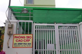 Cho thuê phòng trọ cao cấp tại 763/48 Kha Vạn Cân, P. Linh Tây, Thủ Đức, giá từ 3.6 tr/tháng