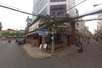 Cho thuê nhà Góc 2MT đường Đặng Văn Ngữ, phường 10, Phú Nhuận. 18x9m, 2 lầu, giá 60 triệu