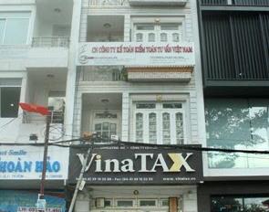 Siêu phẩm 2 mặt tiền đường Đinh Công Tráng, Tân Định quận 1, 4x17m, nở hậu, 5 tầng, kết cấu đẹp