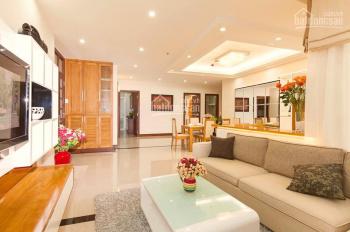 Căn hộ chung cư Saigon Royal Q4, 60m2, 2PN, full nội thất, giá 1000$/tháng, LH 0901414505