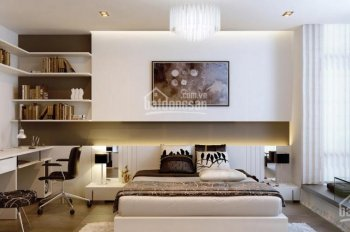 Cho thuê căn hộ chung cư Saigon Royal Q4, 80m2, 2PN, full nội thất, giá 1200$/tháng, LH 0901414505
