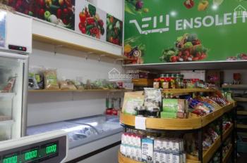 Cho thuê cửa hàng mặt phố Quan Nhân, quận Thanh Xuân, DT 30m2, giá 12 triệu/th. LH 0917872686