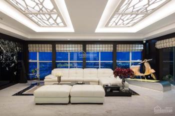 Chính chủ cho thuê CH Vinhome Central Park 126m2, view sông công viên, nội thất Châu Âu, 0977771919