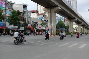 Hiếm! Mặt phố Nguyễn Trãi, gần Royal City, vỉa hè rộng 75m2x4T, MT 6.8m. Giá 13.8 tỷ