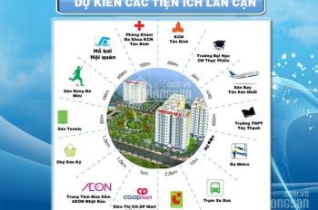 Bán căn hộ Sơn Kỳ 1, nằm liền kề Aeon Tân Phú giá tốt