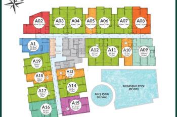 Chiết khấu khủng khi mua chung cư Green Pearl Bắc Ninh, căn đẹp, giá gốc CĐT. LH 0981.309.965