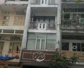 Mặt tiền Lê Thị Hồng Gấm P.Nguyễn Thái Bình Q1 4x19m 3 Lầu giá chỉ 36 tỷ