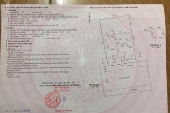 Bán mặt tiền lớn 350 Tân Hương, 16 x 28m, tiện xây nhà hàng, khách sạn, chính chủ bán