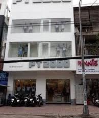 Bán mt Phạm Viết Chánh, Nguyễn Cư Trinh, Q.1.DT ngang 10.5m.Trệt 4 lầu.Giá 70 tỷ