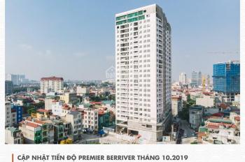 Bán căn hộ cao cấp từ 33,5tr/m2 - căn 2PN 2WC diện tích 88.9m2 - Thoáng 3 phòng - Nhận nhà T12/2019