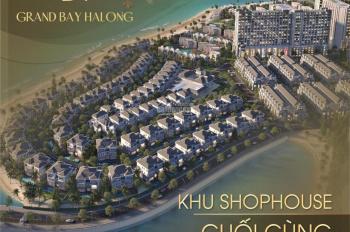 Cần bán căn duy nhất không chênh dự án Grand Bay Bãi Cháy