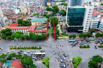 Hot! Cho thuê mặt phố Huỳnh Thúc Kháng, Đống Đa. Diện tích 300m2x2T, mặt tiền 10m, giá 210tr/tháng