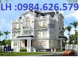Bán biệt thự căn góc mặt đường Nguyễn Khuyến vị trí kinh doanh