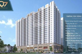 Căn hộ Q7 Boulevard Hưng Thịnh, quý 4-2020 nhận nhà giá gốc chủ đầu tư, liên hệ 0977547093