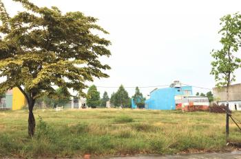 Cần bán nhanh lô đất 450m2 mặt tiền chợ dân sinh sát khu CN Việt Sing, giá chính chủ 640 triệu/lô