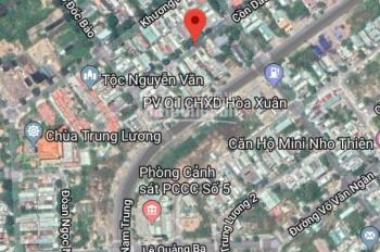 Bán đất đường Cồn Dầu 2, Hòa Xuân, Cẩm Lệ, Đà Nẵng
