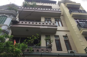 Bán nhà 4 tầng khu biệt thự vip Đội Cấn 85m2, giá 160 tr/m2