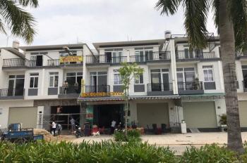 Nhà phố mặt tiền đường TL 824, Mỹ Hạnh Nam