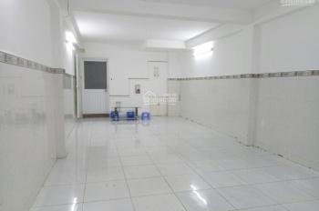 Cho thuê mặt bằng 81/6 Hồ Văn Huê, Phú Nhuận, 1T 1lầu 120m2 4x12m lối đi riêng, sân xe, mới sơn sửa