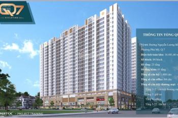 Chỉ 2.8 tỷ sở hữu ch 2PN trung tâm Quận 7, MT đường Nguyễn Lương Bằng CK 1 - 18% LH: 0902 093 066