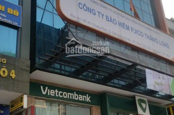 Bán nhà mặt phố Trần Duy Hưng diện tích 170m2, 8 tầng, mặt tiền 8m. Bán 87 tỷ
