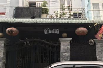 Bán nhà 1 trệt 1 lầu gần chợ nhỏ Bình Hòa cây xăng số 4, hẻm 5m