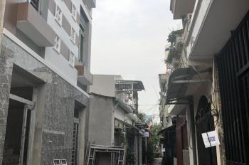 Nhà xây mới, giao nhà ngay, 1T 2L, đường 10, Linh Xuân, Thủ Đức, sổ hồng + hoàn công đầy đủ, 2.1 tỷ