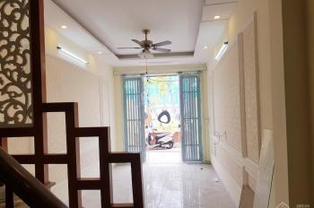 Nhà mới mặt ngõ Thanh Đàm, ô tô đỗ cửa, nhà thoáng view đẹp, 35m2*4.5 tầng, giá 2.25 tỷ, 0382767832