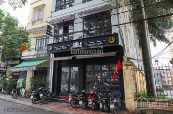 Bán khách sạn mặt phố Trấn Vũ Trúc Bạch Ba Đình Hà Nội 60m2 9 tầng mặt tiền 6,5m 57.8 tỷ
