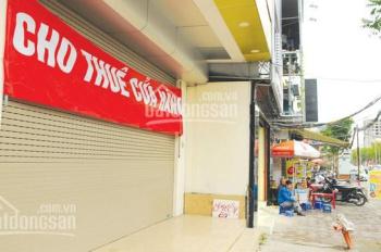 Cho thuê cửa hàng 80m2 MT:6m Dương Quảng Hàm giá:19tr