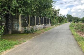 Bán lô đất vườn mặt tiền đường Phú Hiệp, xã Phú Mỹ Hưng, Củ Chi , diện tích 700m2, giá 1,4 tỷ